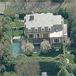 Jack Valenti's house (former) (Birds Eye)