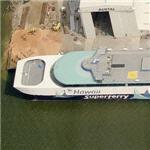 Hawaii Superferry 'Alakai' (pre-delivery) (Birds Eye)