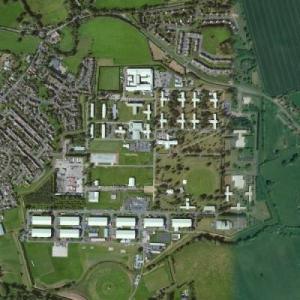 SAS Barrack Credenhill (Bing Maps)