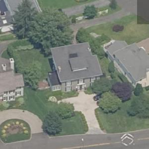 Chris Hansen's House (Bing Maps)