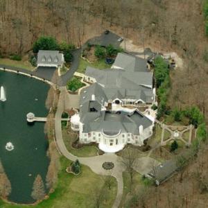 Steve Chancellor's House (Bing Maps)