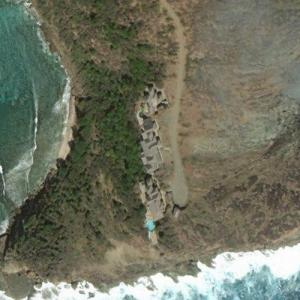 Eric Clapton's House (Bing Maps)