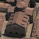 Basilica di San Michele Maggiore (Birds Eye)