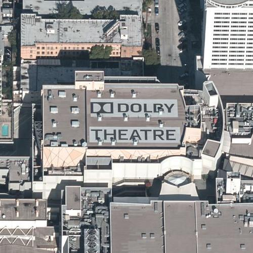 Dolby Theatre (Birds Eye)