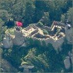 Castelo dos Mouros (Moorish Castle) (Birds Eye)