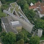 'Felix Nussbaum Museum' by Daniel Libeskind (Birds Eye)