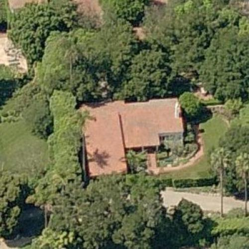 Tab hunter 39 s house in santa barbara ca google maps - The home hunter ...