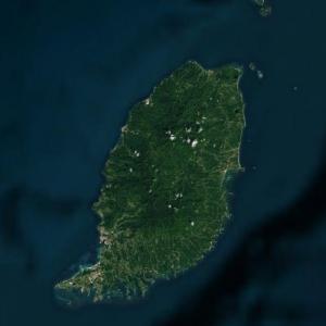 Grenada Island (Bing Maps)