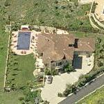 Vince Van Patten & Eileen Davidson's House (Birds Eye)