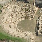 Ancient Theater A of Larissa