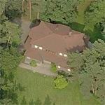 Steffi Graf's childhood house