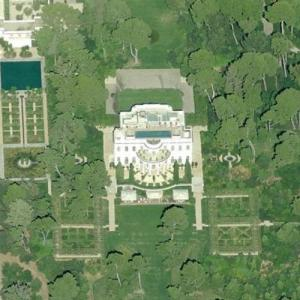 Roman Abramovich's House (Birds Eye)