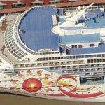 Norwegian Cruise Line's 'Norwegian Sun'