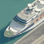 Celebrity Cruises' ship 'Millennium'