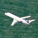 US Airways Express (CRJ-200LR) (Birds Eye)