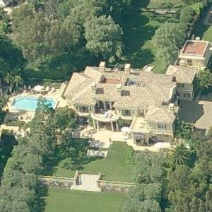 Ed Snider's house (Deceased) (Birds Eye)