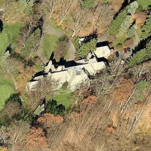 Jeremy Jacobs' house (Birds Eye)