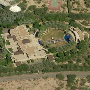 Robert Sussman's House (Bing Maps)