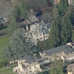 Tina Turner's House (Bing Maps)