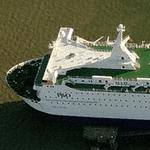 'M/F Pride of Bruges' P&O Ferries