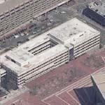'John F. Kennedy Federal Office Building' by Walter Gropius (Birds Eye)