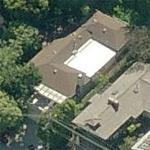 Marc Forster's house (Birds Eye)