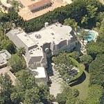 Rod Stewart's House (former) (Birds Eye)