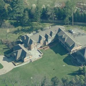 Jonathan Kraft's House (Birds Eye)