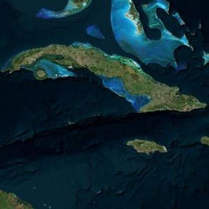 Cuba (Bing Maps)
