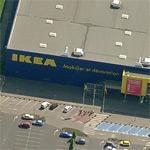 Ikea Metz (Birds Eye)