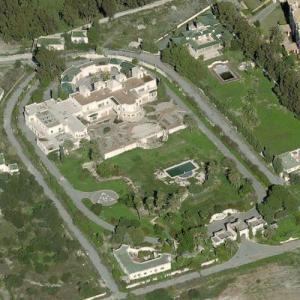 King Fahd's House (Birds Eye)
