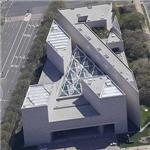 'National Art Gallery - East Building' by I. M. Pei (Bing Maps)