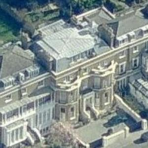 Mick Jagger's House (Birds Eye)