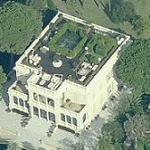 Keith Richard's House (Villa Nellcote) (Birds Eye)