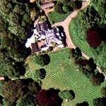 Charlie Watts' House (Bing Maps)