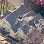 Alan Ruck's House (Birds Eye)