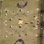 Extreme Rage Paintball Park (Birds Eye)