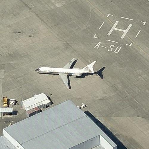 McDonnell Douglas C-9 Skytrain II (Birds Eye)