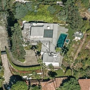 Fred Tatasciore's House (Birds Eye)