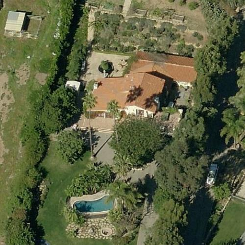 Photo: house/residence of the friendly fun  6 million earning Milton, Florida, United States-resident
