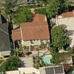Dave Annable's House (Birds Eye)