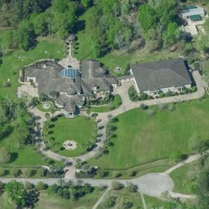 George Foreman's House (Birds Eye)