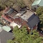 Tim Russert's House (former) (Birds Eye)