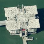 Lisbon Oceanarium (Birds Eye)