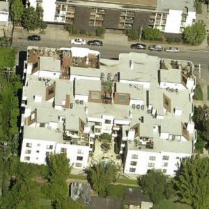 Mila Kunis' Home (Former) (Bing Maps)