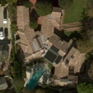 George Carlin's House (former) (Bing Maps)