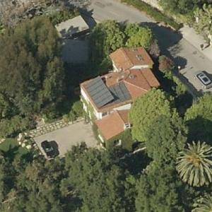 Jamie Lee Curtis & Christopher Guest's House (Birds Eye)