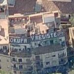 Okupa Y Resiste (Birds Eye)