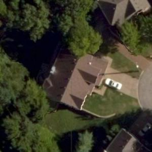 Eric Brittingham's House (Former) (Bing Maps)