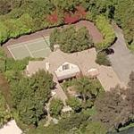 Elke Sommer's house (Birds Eye)